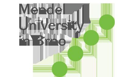 Logo Mendelova Univerzita